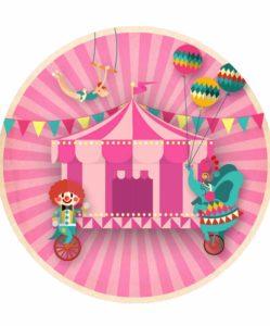 Circus (Pink)