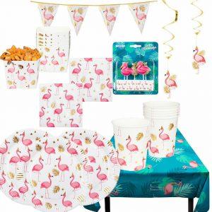 Flamingo Birthday Decorations