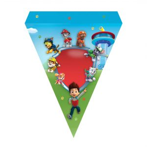 Free Paw Patrol Flag - Party Blink