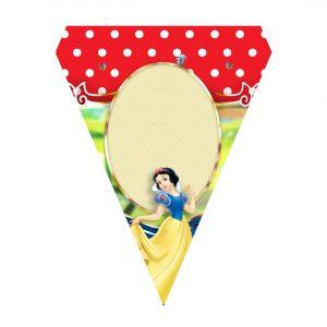 Free Snow White Printables - Ribbon