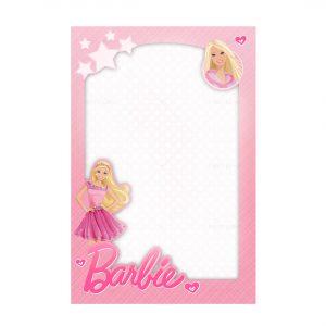 Barbie Invitation Free
