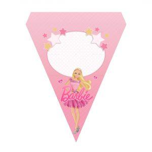 Free Barbie Printables - Editable Ribbon Template