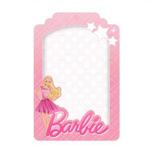 Free Barbie Printables - Editable Tag Template