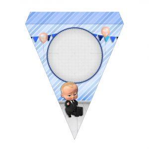 Free Boss Baby Flag