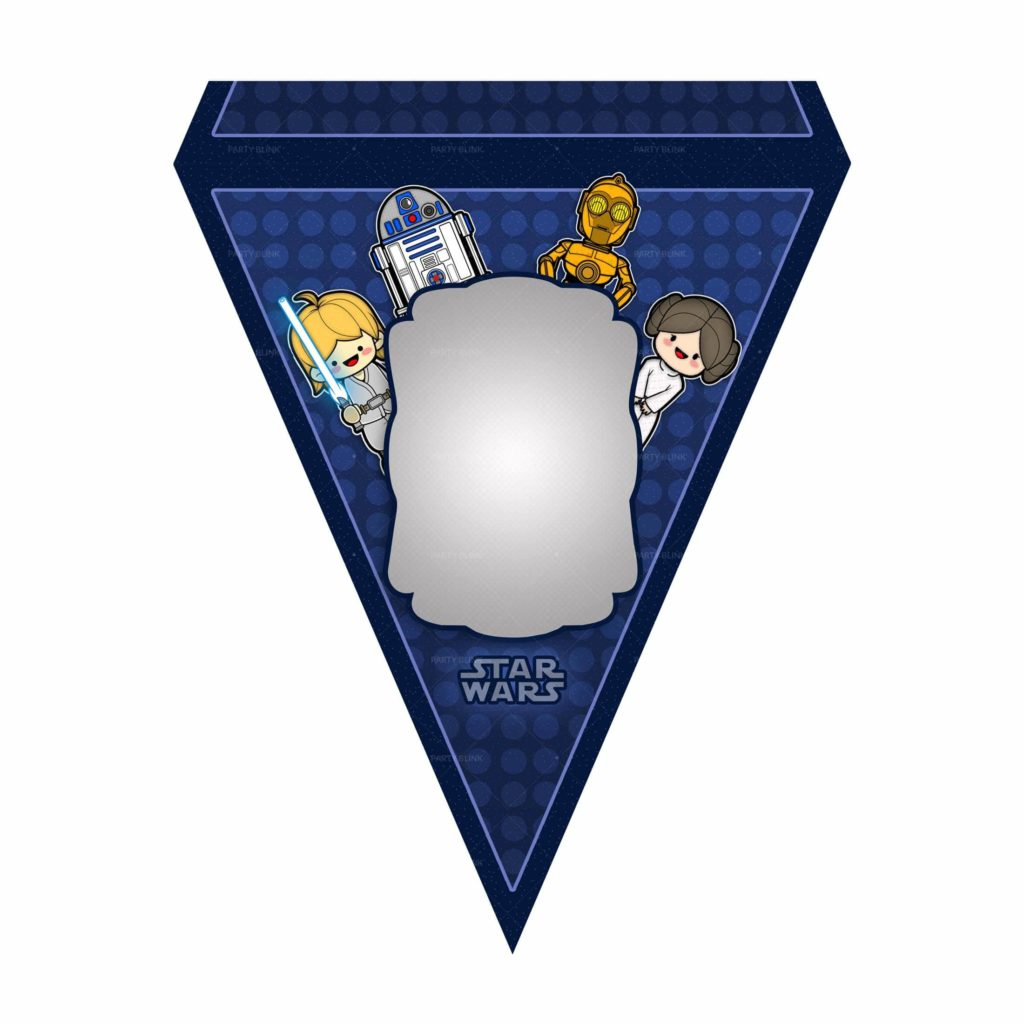 Free Star Wars Letter Banner