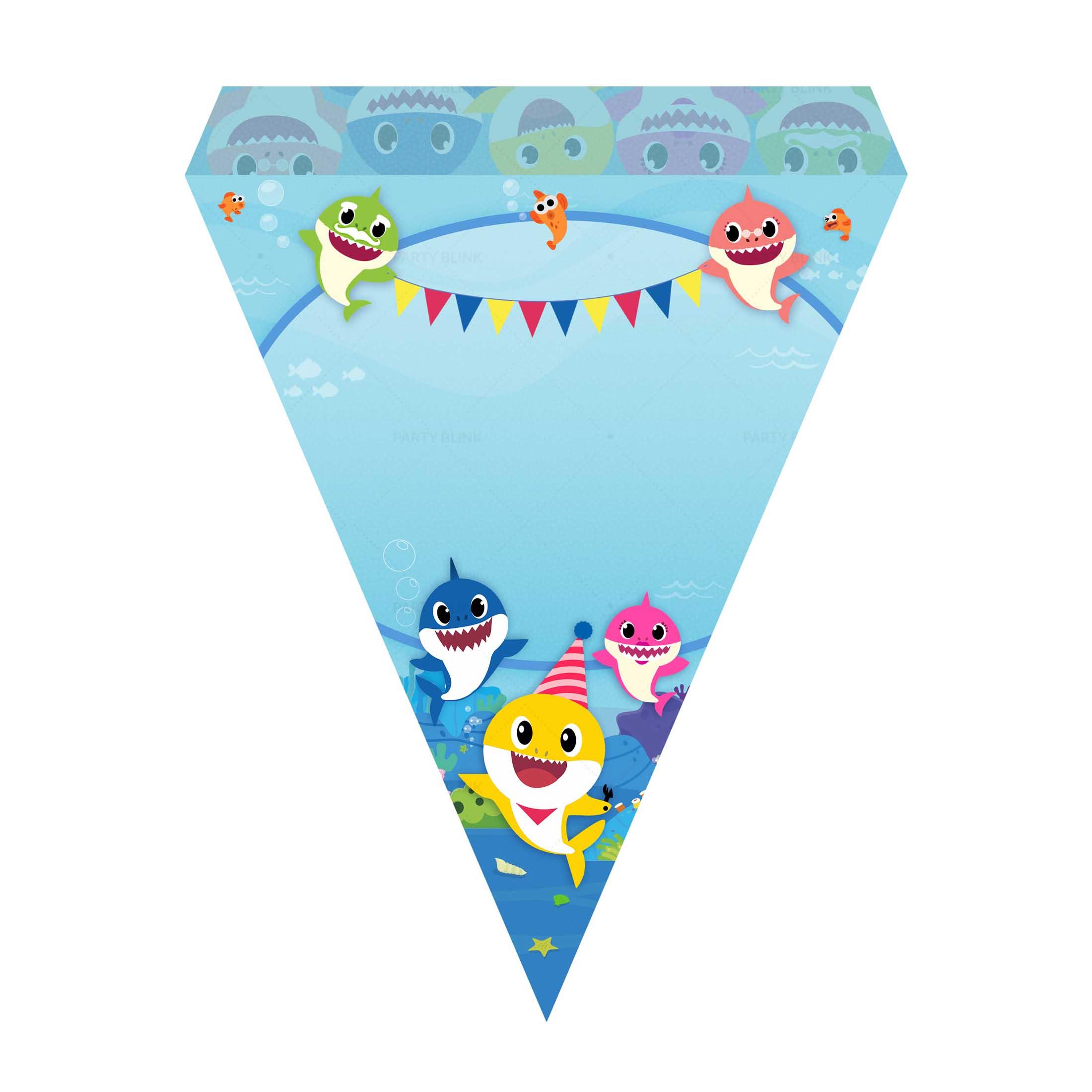 Free Baby Shark Flag