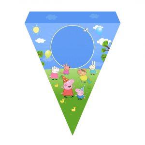 Free Peppa Pig Flag
