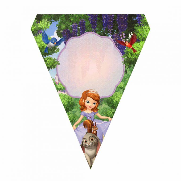 Free Princess Sofia Flag