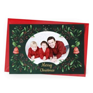 Christmas Invitation Personalized 1