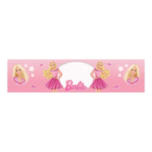 Free Barbie Printables - Editable Bottle Label Template