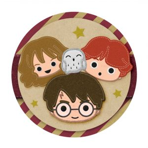Free Harry Potter Round label