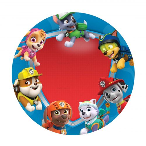 Paw Patrol Invitation Free Low Cost Options Online Editor