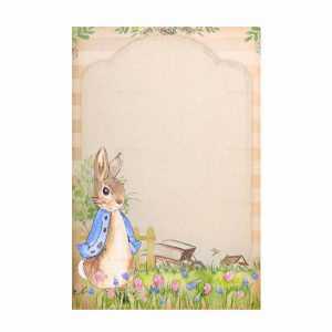 Free Peter Rabbit Invitation