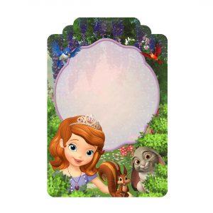 Free Princess Sofia Tag
