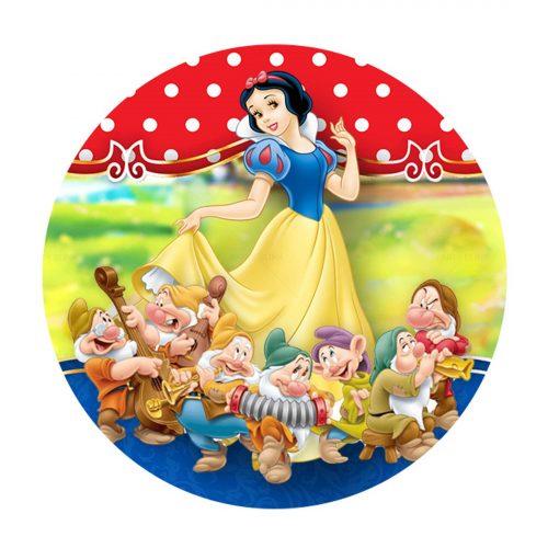 Free Snow White Printables - Label