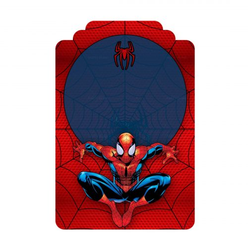 Free Spider-Man Tag Label template to download and print