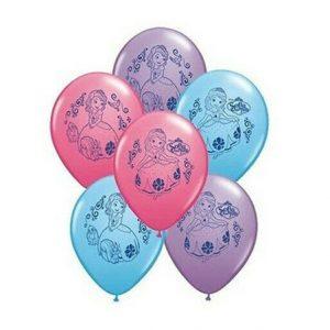 Princess Sofia Ballons