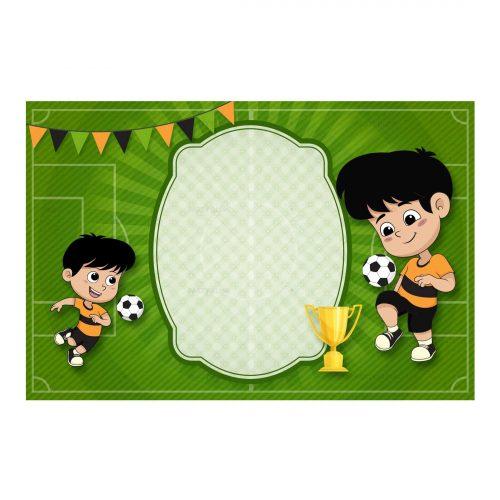 Soccer Birthday Invitation Free